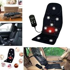 heated seat cushion china promotional car heated seat cushion with fire ant foam heated seat cushion