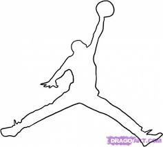 Michael Jordan Coloring Pages Kids Coloring Pages Templates In