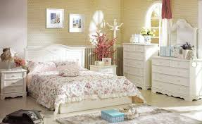 country white bedroom furniture. White Wall Colour Plus Closed Blind Flower Vase The Top Lamps Desk Corner Country Chic Bedroom Round Side Table Furniture