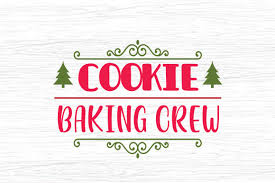 It includes multiple tools for content creation, allowing you to easily draw. Cookie Baking Crew Graphic By Svg In Design Creative Fabrica
