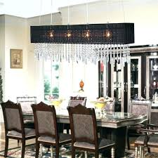rectangle dining room