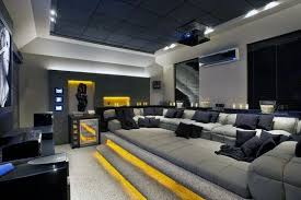 Home Theatres Designs Custom Ideas
