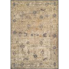 8 x 11 large ivory and gray area rug antiquity