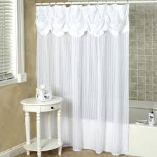 smlf shower curtain and valance set fabric shower curtain shower curtains with valance fabric shower curtain liner
