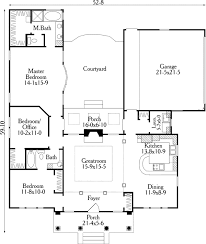 images about House Plans for the Compound  on Pinterest       images about House Plans for the Compound  on Pinterest   Courtyard pool  U shaped houses and Courtyards