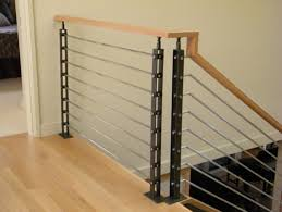 IC Railing contemporary-staircase
