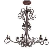 forged chandeliers