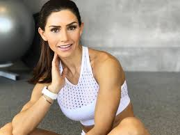 photo alexia clark a certified personal trainer and nutrition specialist has bee an