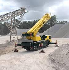 Matherson Crane Hire 60t Liebherr Ltm 1060 3 1 Mobile Crane