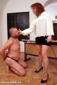 Teacher student ass domination