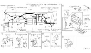 wiring for 2004 nissan 350z nissan parts deal Electric Diagram 2004 Nissan 350z 2004 nissan 350z wiring diagram a 005 Nissan 350Z Parts Diagram