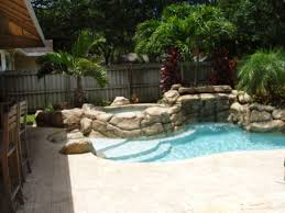 Pool And Landscaping Ideas Spa Images Small Backyard Designs Outdoor