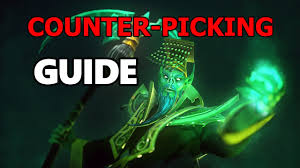 dota 2 how to counter pick necrophos guide core support and