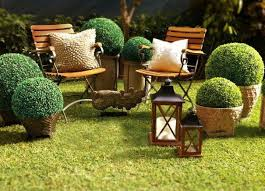 Decorative Boxwood Balls ULAND Artificial Boxwood Balls Synthetic Grass Ball Topiary Trees 50