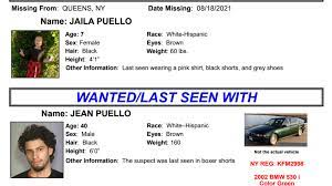 Amber Alert Issued for 7-Year-Old Girl ...