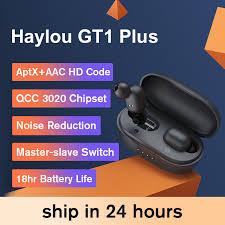 new <b>Haylou GT2S Bluetooth</b> headset with automatic synchronization ...