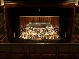 Stage View Chart Events Tickets Austin Symphony