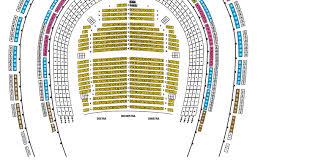 La Scala Milan Seating Map