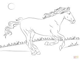 Breyer Horse Coloring Pages To Print Horse Coloring Pages Breyer