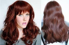 Fall Hair Color Trend Rich Reddish Browns Hair Tattoos