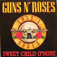 Image result for sweet child o mine 45