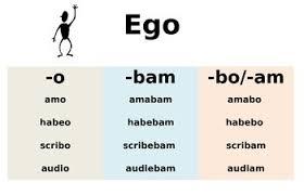Latin Verb Conjugation Chart Translation Latin Graphic Organizers Teachers Pay Teachers