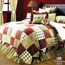 california king quilted bedspread quilted bedding sets king country patchwork quilts red green twin queen cal