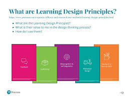 Pearson Learning Design Principles Evolving Next Generation Learning Ppt Download
