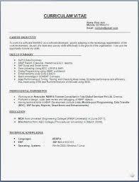 Best It Resume Format Jpg Best Resume Format Resume Format Download Job Resume