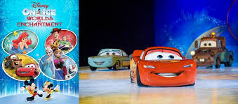 Disney On Ice Worlds Of Enchantment Colonial Life Arena