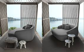 Palau outdoor sofa by Exteta. Available from Pure Interiors ...