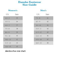 Dansko Conversion Size Chart Facebook Lay Chart