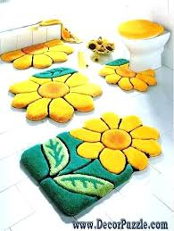 yellow bath rugs sophisticated gold bathroom rug sets fascinating orange set and towels yellow bath rugs
