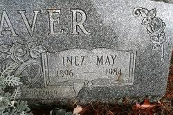 Inez May Chatfield Weaver (1896-1984) - Find A Grave Memorial