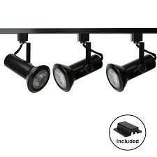 monorail lighting systems. Get Quotations · D\u0026D Brand H System 3-Lights PAR30 LED Track Lighting Kit Black 3K Warm White Monorail Systems M