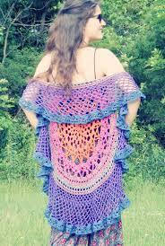 Crochet Mandala Vest Pattern Free Custom Decorating Ideas