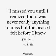 I Will Miss You Quotes Best 48 Moving On Quotes To Help You Move On After A Breakup TheLoveBits