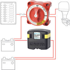 "e series dual circuit plusâ""¢ battery switch blue sea systems manual battery management and acr subsystem"