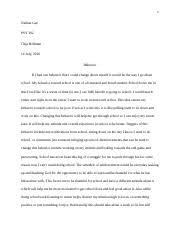 psy essay personality write a word essay based on  2 pages behaviors psy
