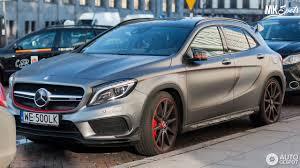 Mercedes-Benz GLA 45 AMG Edition 1 - 21 November 2016 - Autogespot