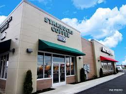 mattress firm building. Starbucks \u0026 Mattress Firm Building L