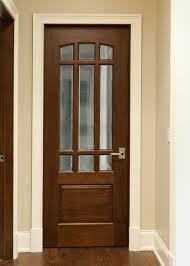 Exterior Door solid exterior door pics : Interior Door - Custom - Single - Solid Wood with Walnut Finish ...