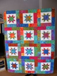 Lucky Stars Terry Atkinson. I have the fabric for this quilt in ... & Lucky Stars Terry Atkinson. I have the fabric for this quilt in homespun  primitive colors | Quilting - Have the fabric...ready set go | Pinterest ... Adamdwight.com