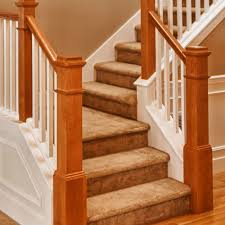 interior stair railing kits from woods