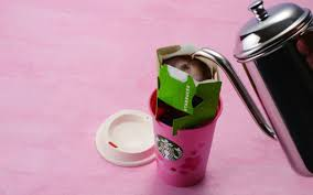 Cone filters use a finer grind that resembles. Starbucks Spring Blend Coffee Best Souvenir You Can Get This Sakura Season Dlmag