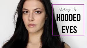 makeup tutorial for hooded eyes video
