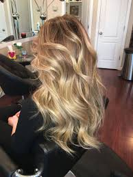 Formula Balayage And Toning For The