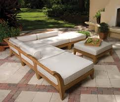 pretty wooden outside tables 6 modern outdoor furniture