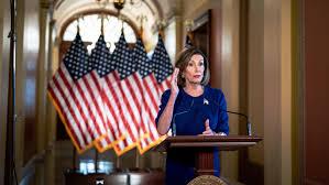 Nancy Pelosi Announces Formal Impeachment Inquiry of Trump - The New York  Times