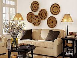 image of diy living room decor circle